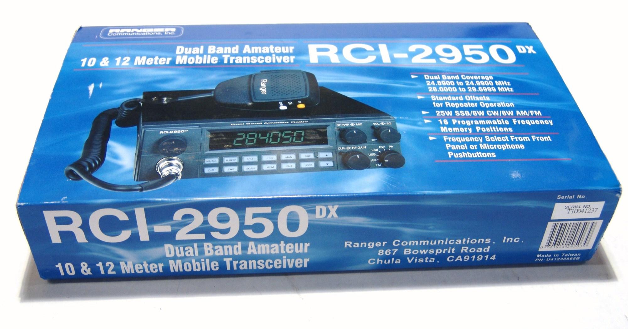 hight resolution of turner mic to ranger 2950 rci 2950 mic wiring
