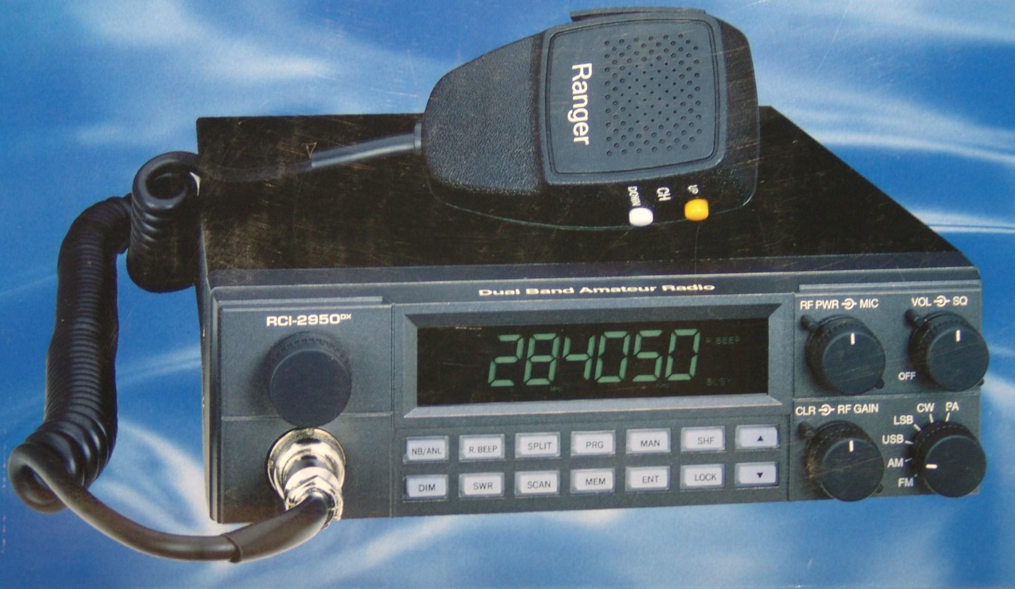 hight resolution of rci 2950dx rci 2950 mic wiring
