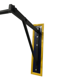 Wall or Ceiling Mounted Pull Up Bar - Bells of Steel