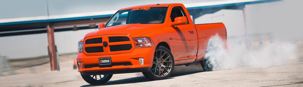 medium resolution of dodge ram on belltech lowering kit