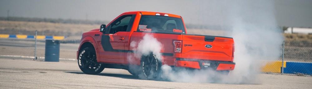 medium resolution of belltech installed on ford truck