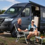 Happy Campers Unleash Their Spirit Of Adventure With Mercedes Benz Sprinter 4x4 Bell Truck And Van
