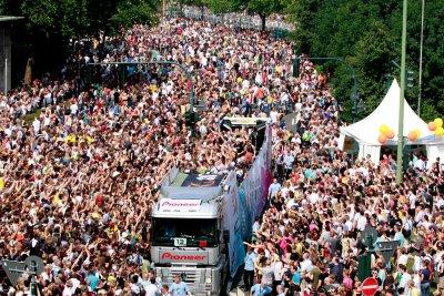 Ufficiale: arriva la Love Parade a Belluno!
