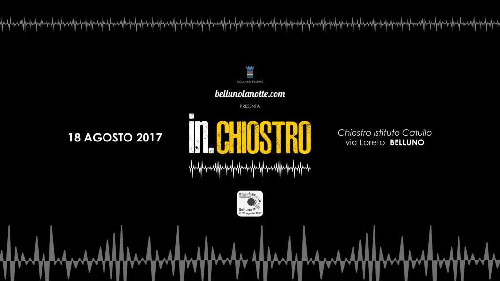 inChiostro Venerdì 18 Agosto 2017