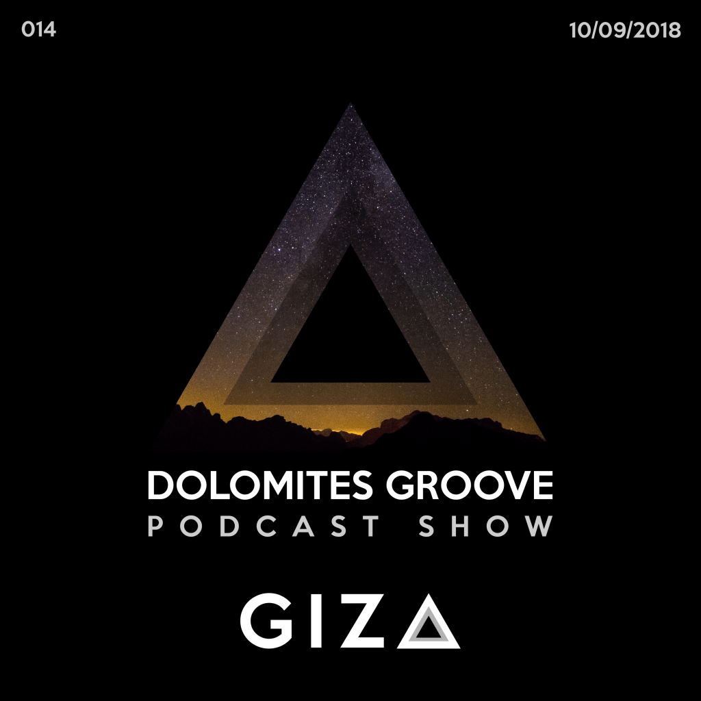 Dolomites Groove Podcast Show 10-09-2018