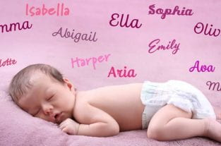 baby girl names cute
