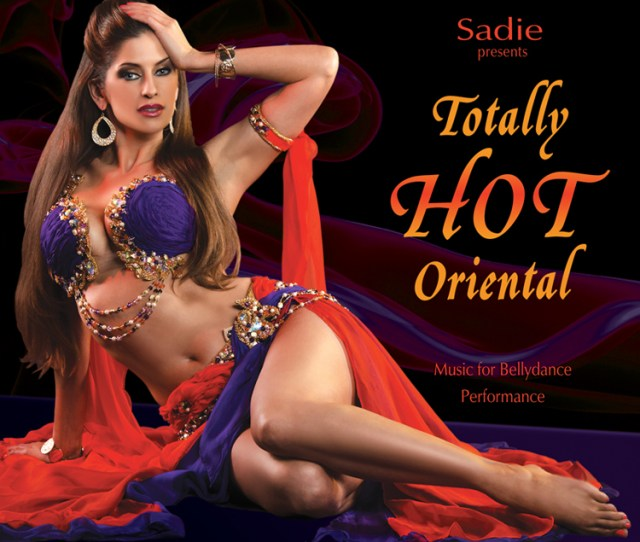 Add To My Lists Sadie Presents Totally Hot Oriental Music For Bellydance