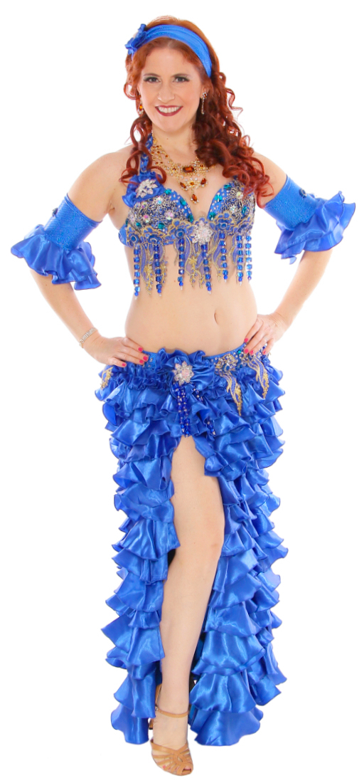 CAIRO COLLECTION: Professional Belly Dance Costume from ...