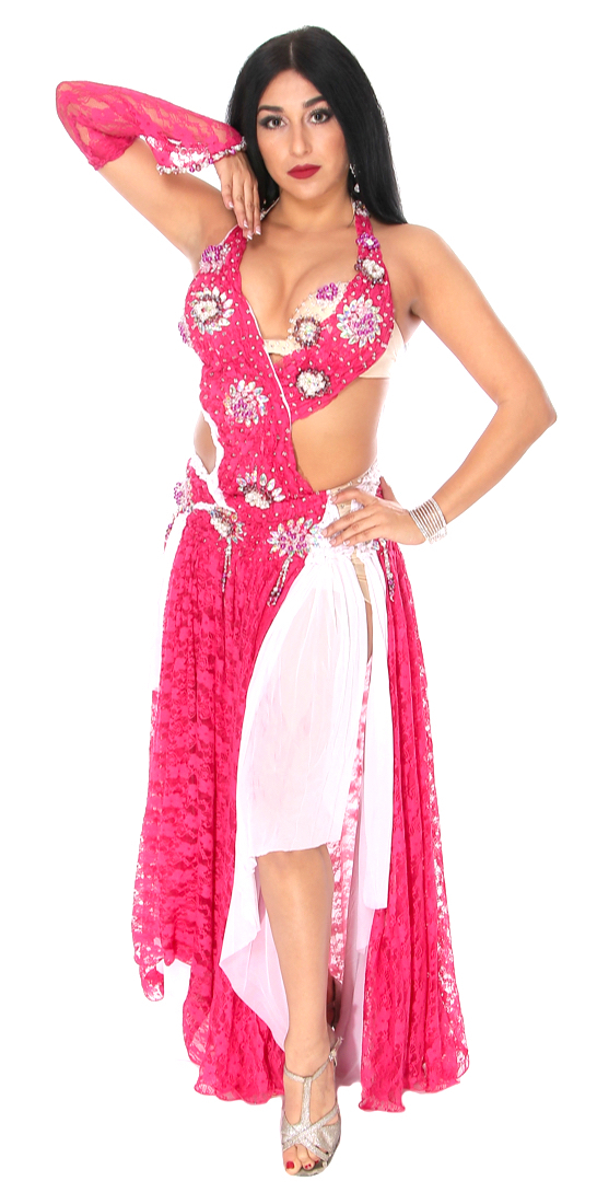 Professional Belly Dance Costume Dress from Egypt in ...