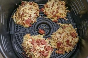 Air Fryer Corned Beef Hash