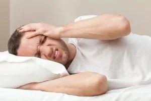 Headache while sleeping: How to get rid of nighttime headaches
