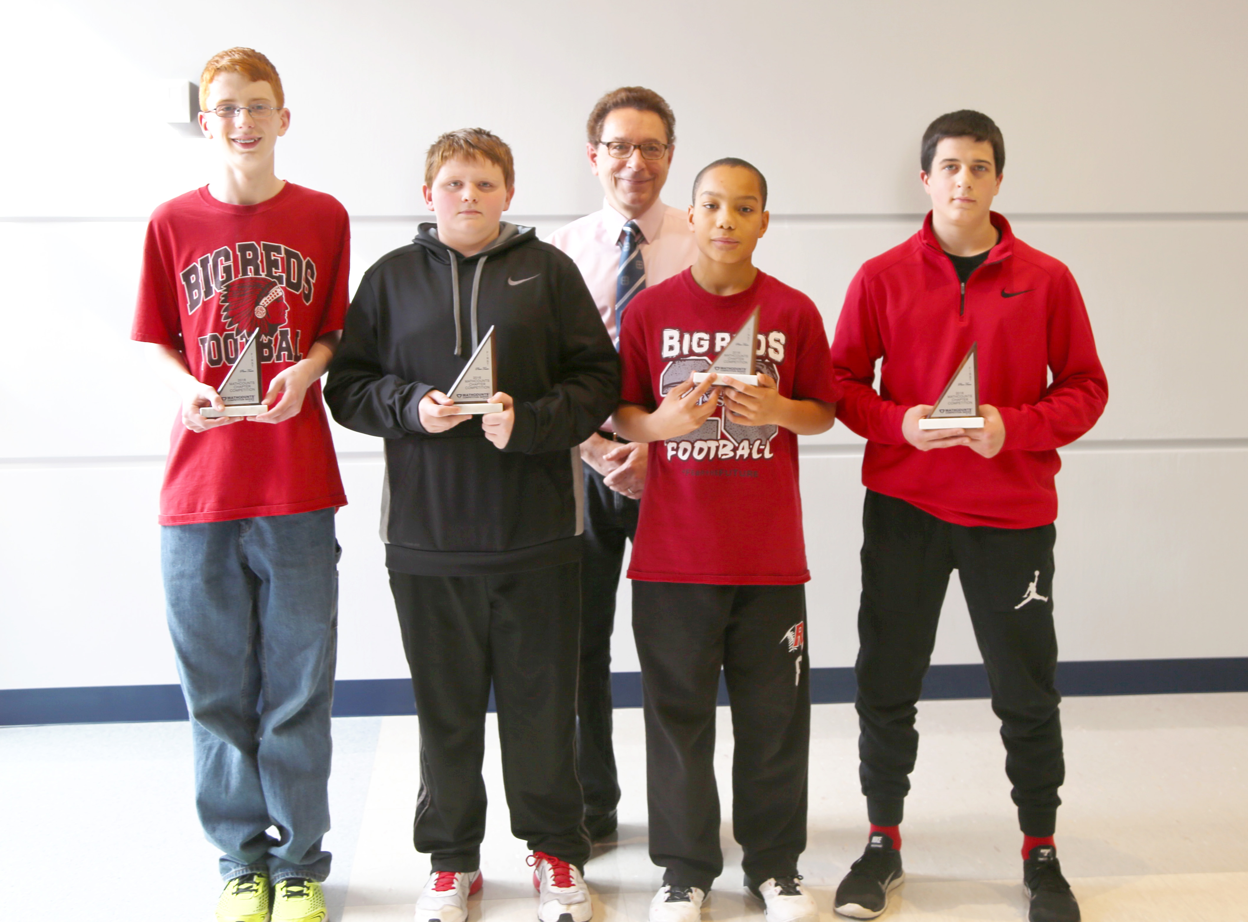 Local Students Take Top Honors At Annual Mathcounts Competition