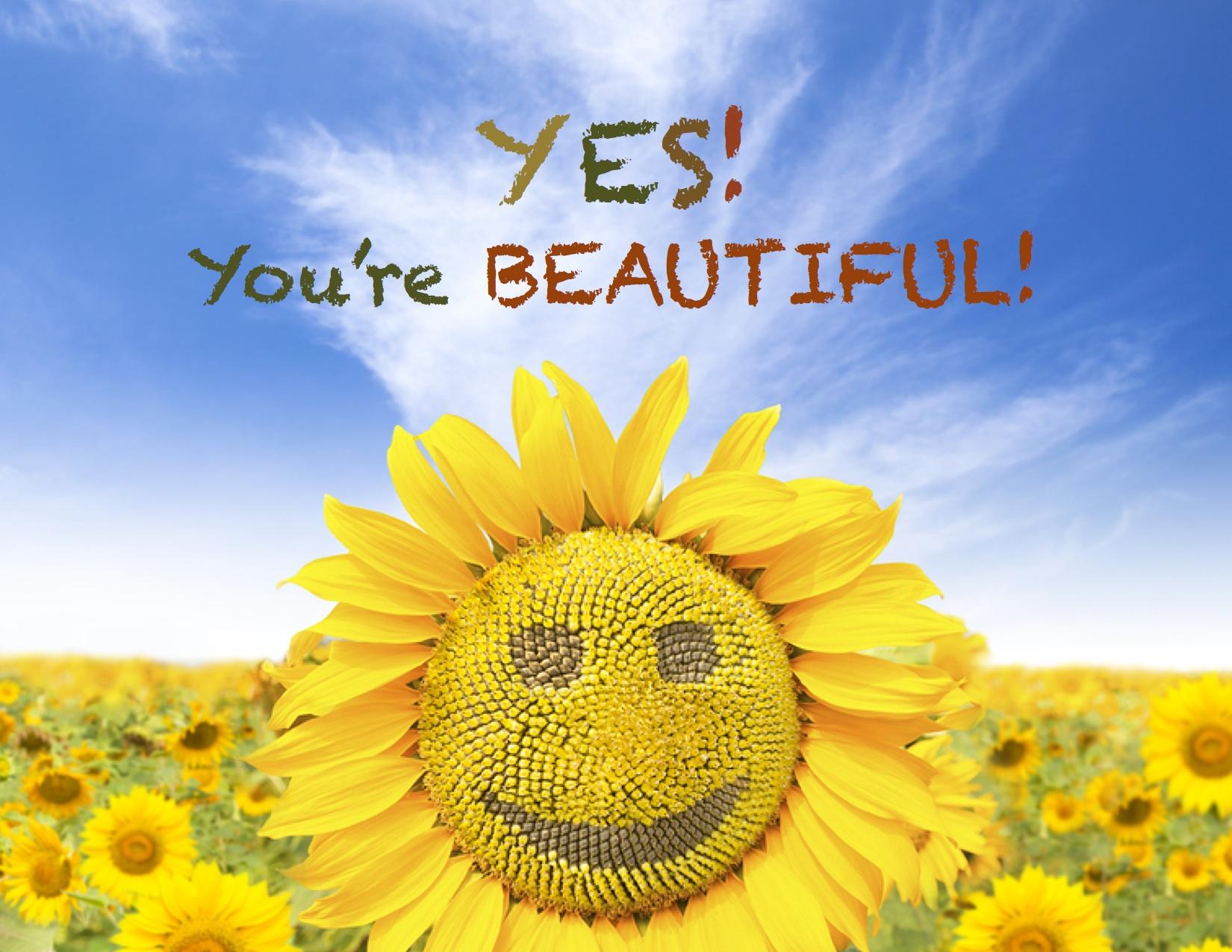 You Re Beautiful