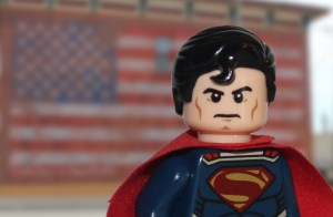 Lego Man of Steel - Smallville