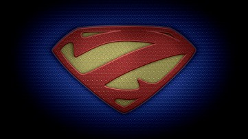 "The letter Z in the style of ""Man of Steel"" - color texture version"