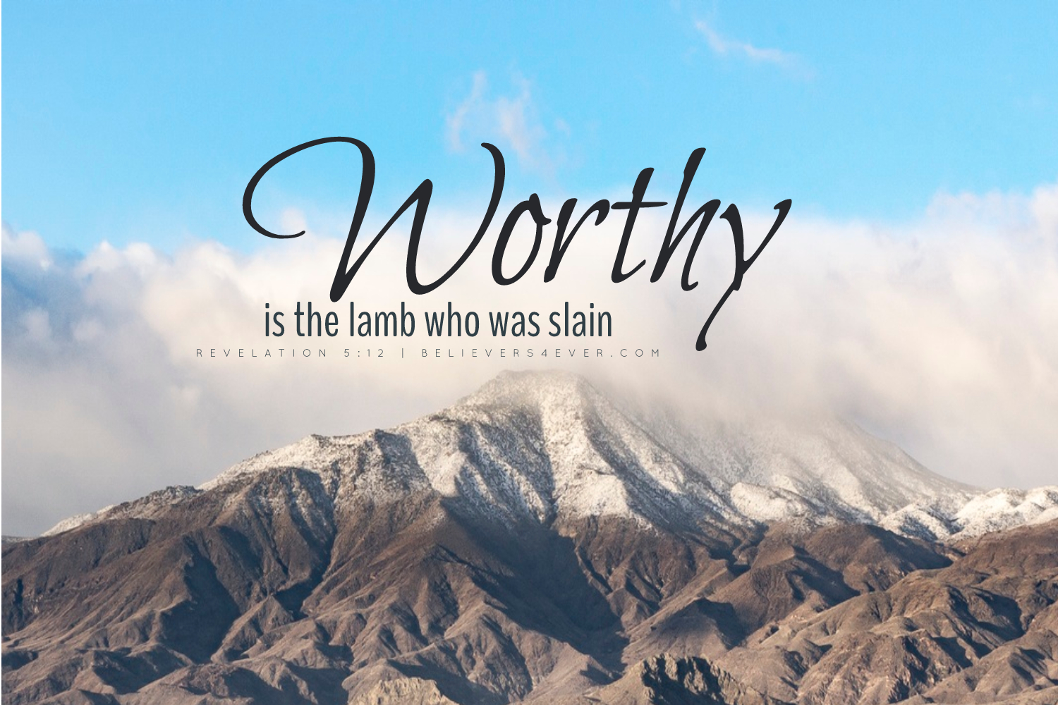 Worthy-is-the-lamb