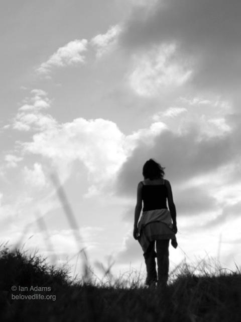 beloved life: walk the good earth
