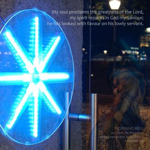 Morning Bell: Magnificat
