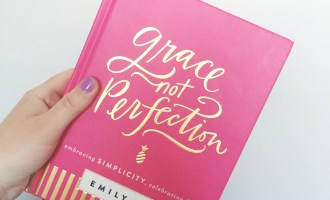 Grace, Not Perfection | Book Review