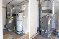 Rheem Value Series Gas Furnace Installation  Mercer