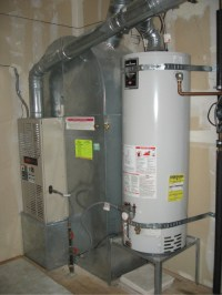 Install of the Week - Modulating Gas Furnace, Central ...