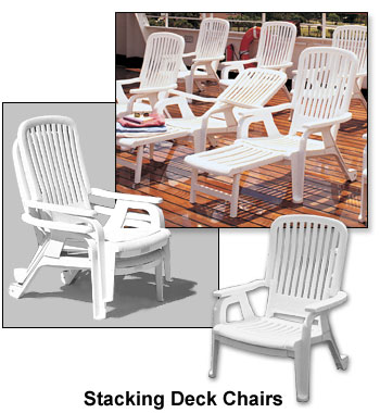 pull out chairs rocking chair with cushions and ottoman bahia stacking reclining deck belson outdoors