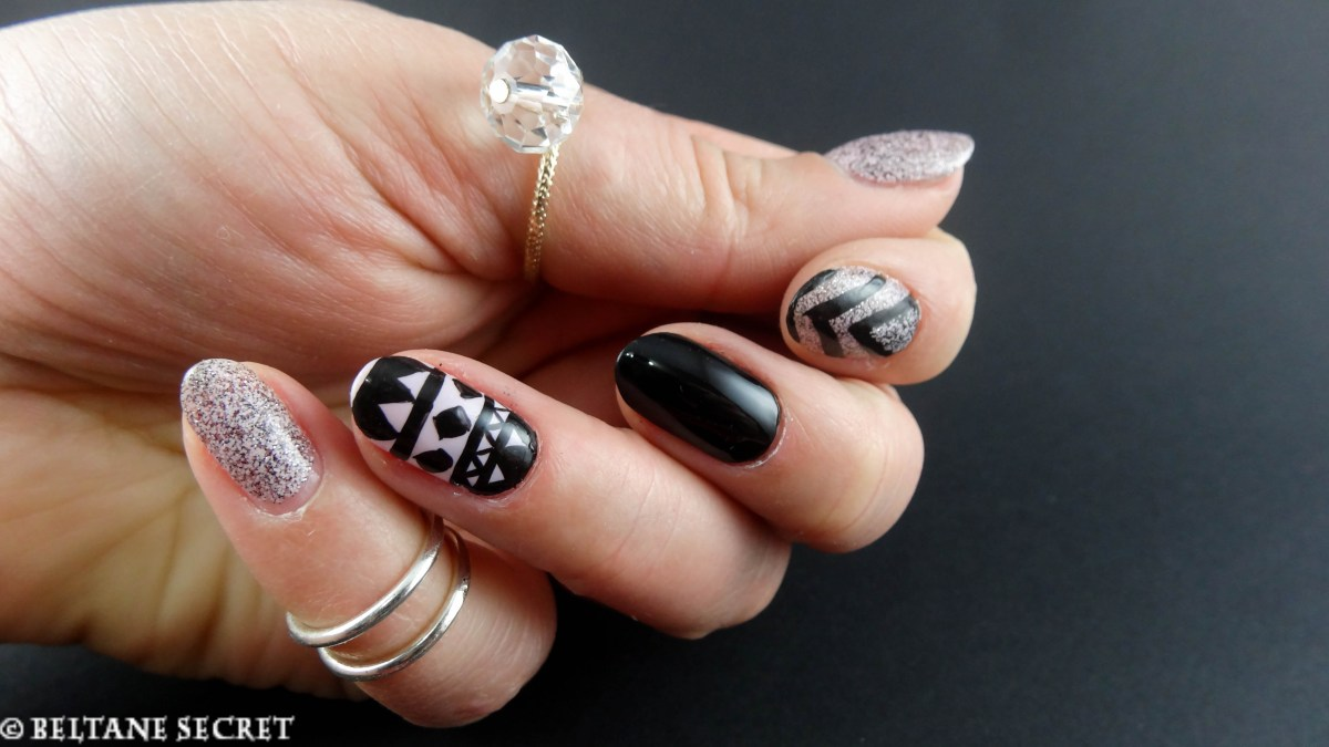 Nail Art Ethnique