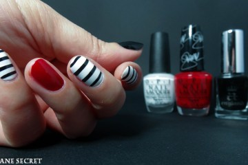 nail art pin up