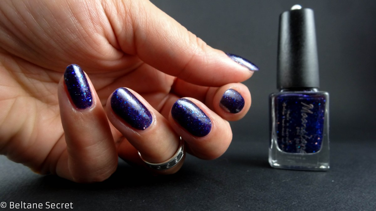 Moonstone Nail Polish : Midnight Express