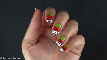 twin nails MissHD