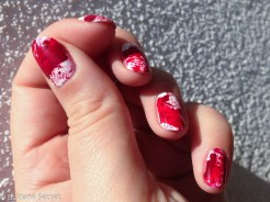 Splatter Bloody Nails