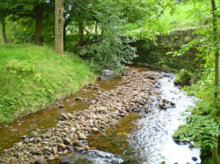 Wycoller river