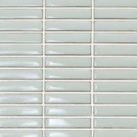 Beltile Light Grey Stacked Rectangles Glazed Porcelain ...