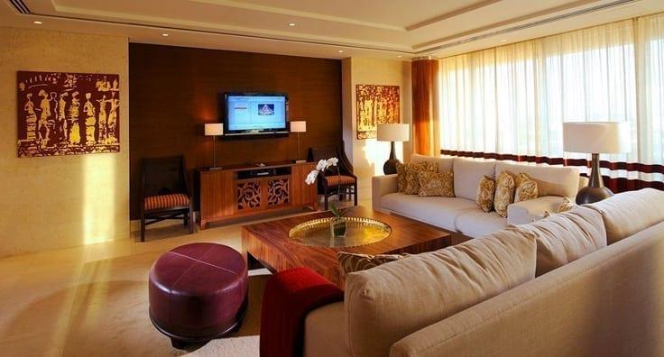 Nelle suite degli hotel pi prestigiosi al mondo