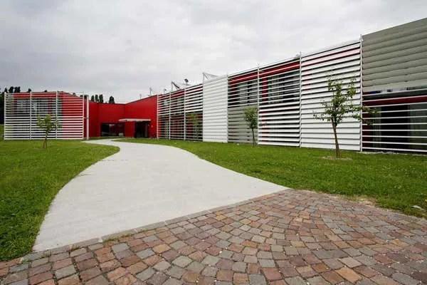 Casa dello studente  Beltrami costruzioni