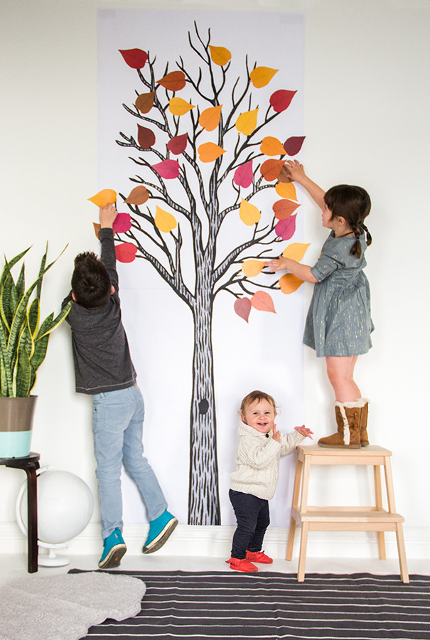 draw-together-thankful-tree