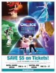 Disney on Ice presents  Celebrate Memories + GIVEAWAY