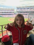 Washington Nationals free, educational activities for kids