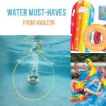 8 games to play in the pool + must-haves for water play