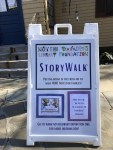 Ktown StoryWalk allows for families to explore a free, outdoor walking adventure in Kensington