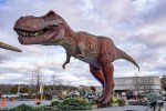 Dino Safari drive-thru experience invades National Harbor