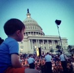 Live outdoor music in and around Washington, DC this summer
