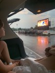 Drive-in's and outdoor movies in and around Washington, DC
