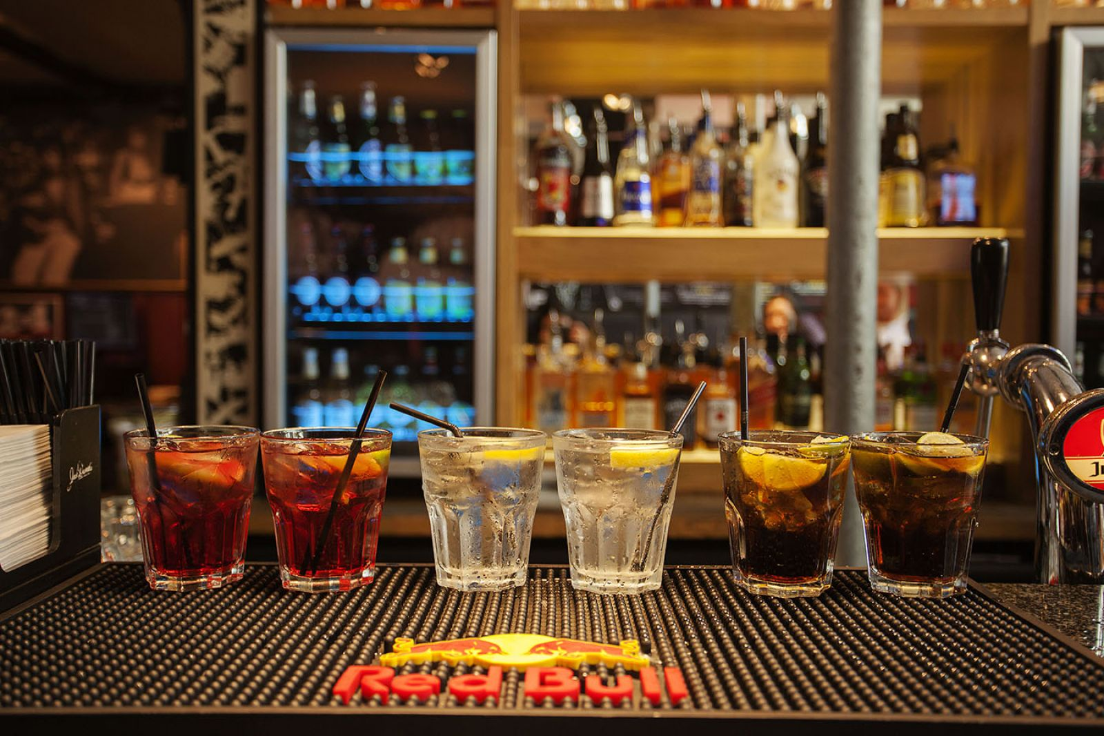 Bar in Amsterdam  Belushis Bars