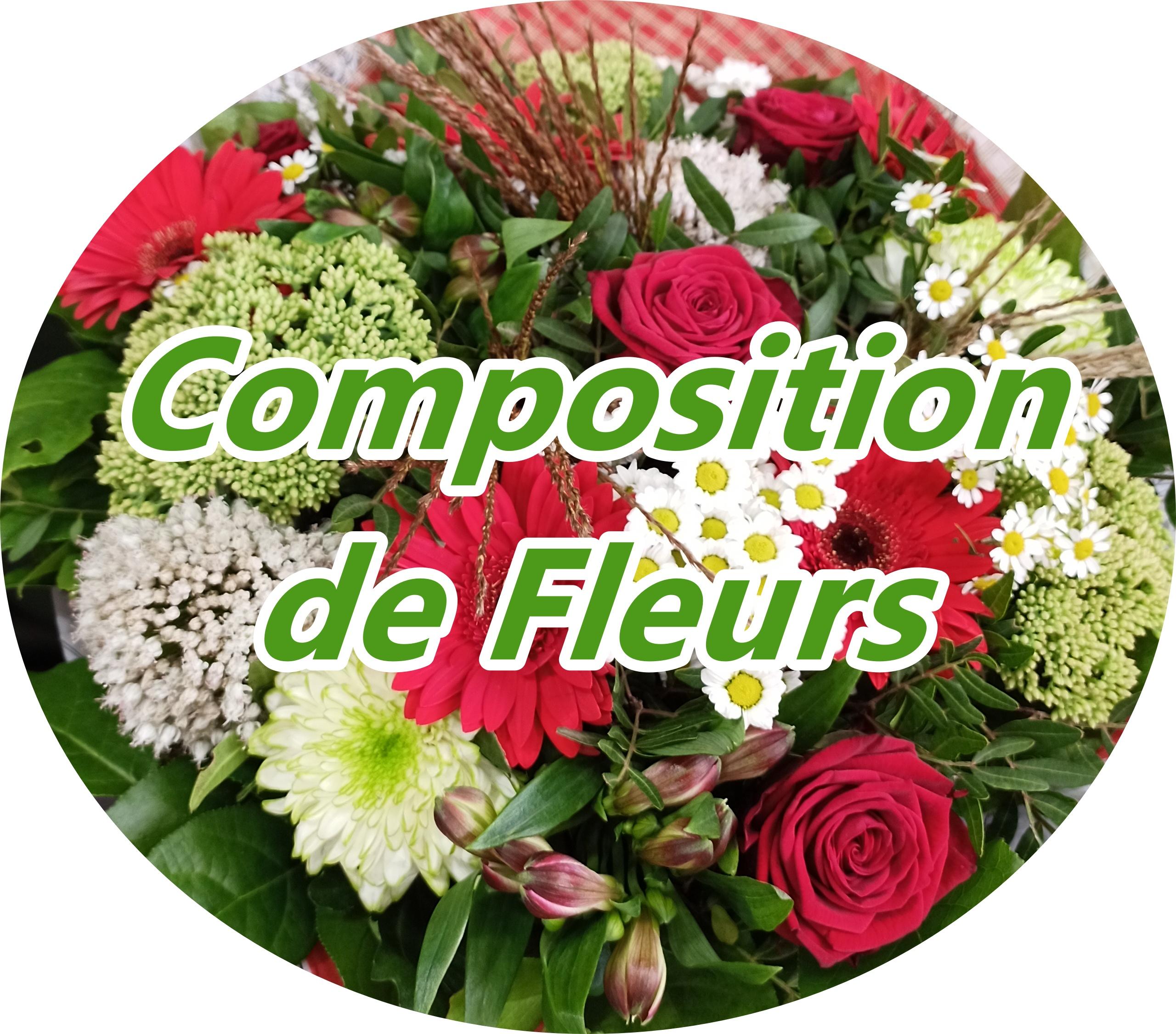 Compositions de fleurs