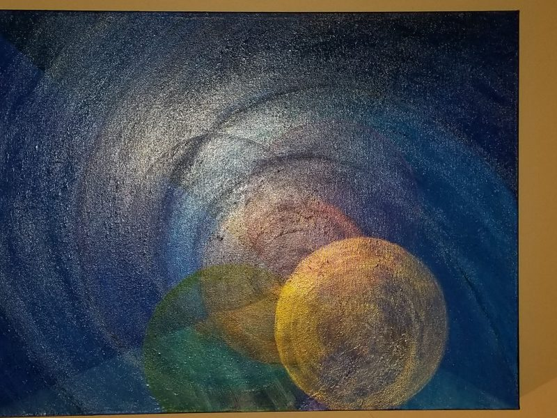 Living Fully Painting by Belynda Wilson Thomas