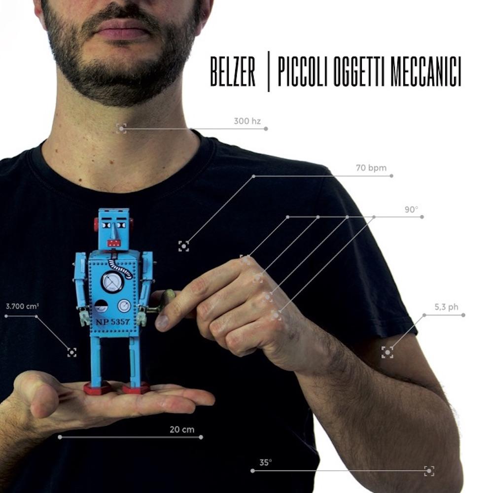 Belzer piccoli oggetti meccanici