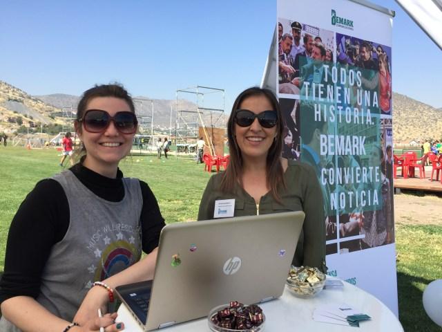 Bemark en Feria Networking de Colegio Dunalastair