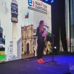 Francisca Aguirre, CEO de Maratón de Santiago 2018