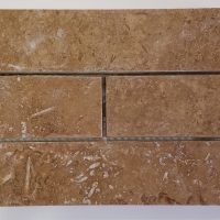 26 Honed and Filled Noce Travertine Tile | Travertine ...